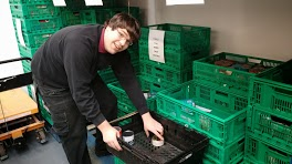 Fareshare Volunteer